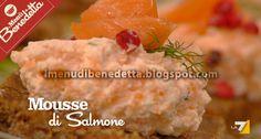 Mousse di Salmone di Benedetta Parodi