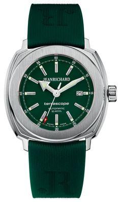 Jean Richard, Time In The World, Designer Watches, Telling Time, Chronograph, Autumn, Clocks, Fashion, Designer Clocks