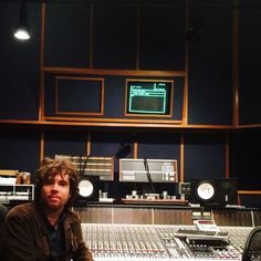 """Had not been in this room at Ardent since our band made half an album here in the summer of '87. We were the next project Jim Dickinson produced after he did """"Pleased To Meet Me"""" in this very room. Our record never got completed but I do have fond memories of seeing the infamous 'mats vomit stain high up on one of the walls. The story was that they threw up into their hands and placed it there. Music has brought many interesting things into my life. by jonwurster"""