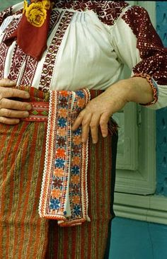 Folk Costume, Costumes, Central Europe, Past, Times, Traditional, Romania, Culture, Historia