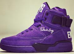 d277625b50f555 Ewing 33 Hi Purple Suede Patrick Ewing Sneakers