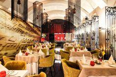Restaurant - Hotel Aria - Budapest
