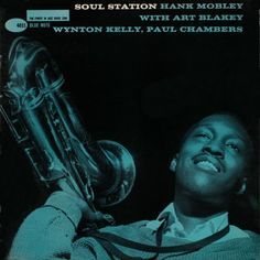 Soul Station Blue Note Record Cover