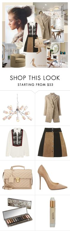 """Rosie Huntington-Whiteley"" by rainie-minnie ❤ liked on Polyvore featuring Whiteley, Chloé, Raoul, Topshop, Yves Saint Laurent, Jimmy Choo, Urban Decay and Burberry"