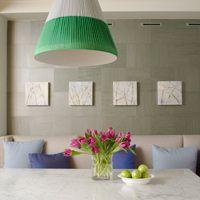 light fixture - FRANK ROOP design interiors