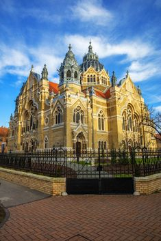 15 Best Things to Do in Szeged (Hungary) - The Crazy Tourist Stuff To Do, Things To Do, Serbia And Montenegro, Vacation Trips, Vacations, Beautiful Places In The World, Amazing Places, European City Breaks, Budapest Travel