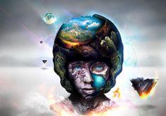 Trabajo para el Concurso Ten By Fotolia T2. by Fernando Islas, via Behance