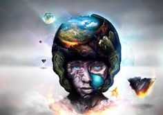 Trabajo para el Concurso Ten By Fotolia T2. by Fernando Islas, via Behance