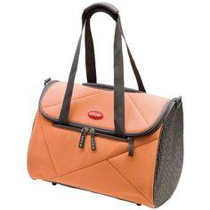 Teafco Argo Avion Airline Approved Pet Carrier Color: Tango Orange
