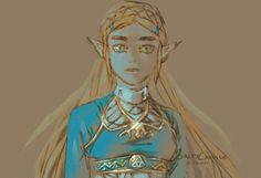 Zelda by saltycatfish