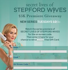 Investigation Discovery Secret Lives of Stepford Wives - Sweeps Maniac
