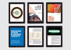 The Bulletin iPad app by Strategy