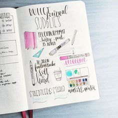 I have a slight problem with imovie (basically I hate it) so the video about the supplies I use will go up next week, but until then I made a page about the pens I like the most. I even drew a ruler and as you can see haven't used one..  #bulletjournal #planner #plannercommunity #bujo #bulletjournaling #bulletjournaljunkies #bulletjournalcommunity #leuchtturm1917 #bujojunkies