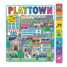 Playtown board book