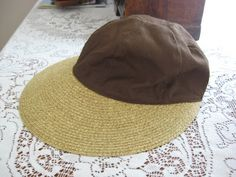 The Merry Dressmaker: A Regency Bonnet Tutorial using the brim of this hat. It is beautiful!