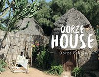 Dorze People Houses from Africa Museum Poster, Elephant, Africa, Community, Houses, Architecture, People, Homes, Arquitetura