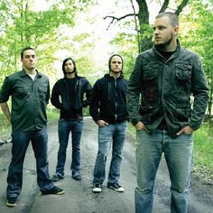 Thrice...with this band i also have to be in the mood to listen to them but i still love them nontheless
