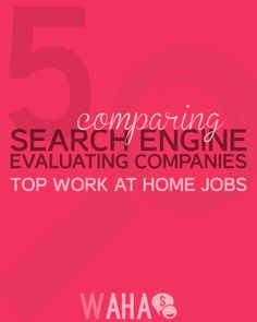 """Have you ever wondered how many non-phone jobs are out there? Do you enjoy surfing the Internet and understanding how searches work? Are you looking for more challenging """"brainy"""" work? Then search engine evaluating-type jobs might be in your future."""