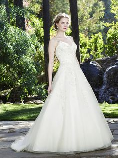Style 2248 Juniper Casablanca Bridal Elegant Wedding Dress 2016 Dresses