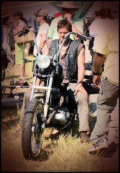 Norman Reedus (Daryl Dixon)-The Walking Dead