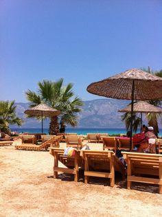 Cleopatra island Turkey