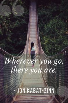 You will end up where you are meant to be. Enjoy the journey and ride the bad times knowing they will pass. Jon Kabat Zinn, Words Of Comfort, Yoga Equipment, Mindfulness Quotes, Care Quotes, Bad Timing, Thought Provoking, Self Care