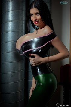 """jayjay8899: """" Morph by jayjay88 >> Lilly Roma: SuperbOObs in Latex! ** See all >>> VISIONS morphs Here** ** Go to >>> Celebrity morphs !! And your >>> Fab 500's !! """""""
