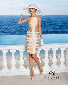 Uno de mis vestidos favoritos de Sonia Peña . Ref: 1160123
