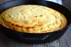 Brown Butter GF Cornbread - & how I create GF recipes