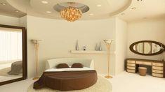 Molduras de gesso dão versatilidade a projetos de iluminação