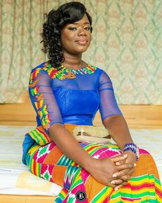 This post can show you the most recent kente designs 2019 has future for you. we have collected the best 77 styles of Latest Kente Designs For Ghanaian Wedding 2019 from African styles attires. African Wedding Attire, African Attire, African Wear, African Dress, African Style, African Men Fashion, African Fashion Dresses, African Beauty, African Women
