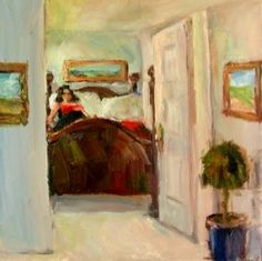 Reading and Art: Connie Chadwell