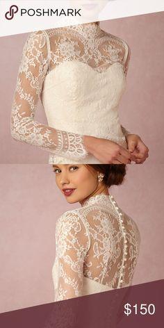 Dahlia Wedding Topper Never worn. From BHLDN Va et Vien for BHLDN Other