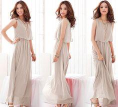 Chiffon dress women skirt Fashion dress maxi dress women dress chiffon dress lace dress spring dress summer skirt  elegant dress
