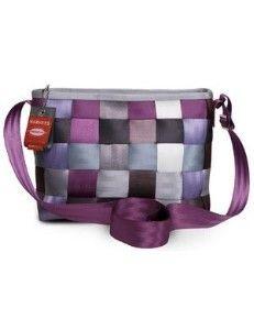 """Harveys Seatbelt Bags Convertible Tote, Purple Haze"""