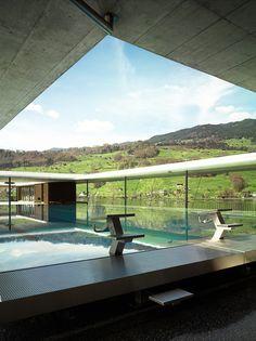Joos & Mathys Architekten - Zürich - Strandbad Lido Love To Meet, Outdoor Furniture, Outdoor Decor, Swimming, Construction, Mansions, Studio, House Styles, Places
