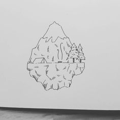A little island to enjoy nature and life Would you like to be on one? Have a great weekend . . . #lostswissmiss #illustration #illustrations #drawing #draw #sketchbook #artwork #artworks #instaart #instaartist #traditionalart #artoftheday #artsy #handdrawn #illustrate #kunst #artdiscover #artistofinstagram #inkstagram #swissartist #blackworknow #blackworkillustrations #linedrawing #nature #adventure #Switzerland