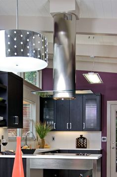 Futuro Futuro - Range Hood FAQ - Sloped Ceiling