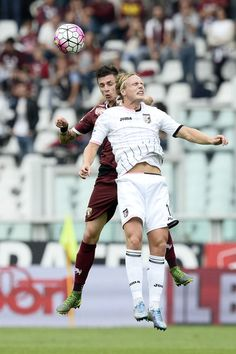 Torino-Palermo, l'infortunio di Baselli