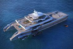 MADPAC: Catamaran + Superjacht = Manifesto