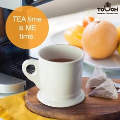 Me time just got a little cozier with the warmer Touch brewer. Double tap if tea time is your favorite time! #TeaTuesday