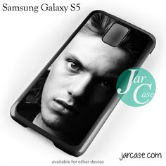 Jamie Campbell Bower Phone case for samsung galaxy S3/S4/S5