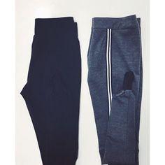 Fuseau leggings 💥 #danishdesign#garmentproduction#leggings#newin#mborisskov