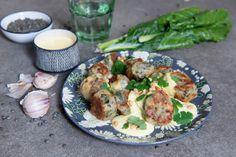 Boulettes Ricotta (ou fromage frais), Blettes et Lentilles vertes - Safran gourmand