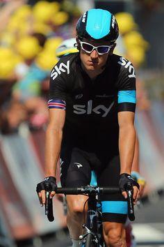 Geraint Thomas - Sky Pro Cycling Team
