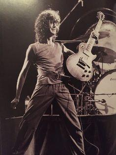 "ledzeppelinliveshere: ""Jimmy Page, 1980. """