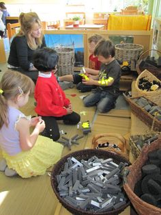 Irresistible Ideas for play based learning » Blog Archive » dover street preschool – inside