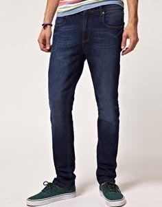 man skinny jeans by asos