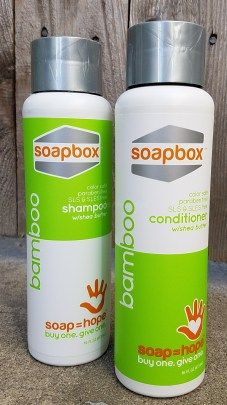 SoapBox Bamboo Shampoo and Conditioner Duo Review