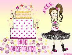 birthday card http://blog.pianetadonna.it/valetidisegna/